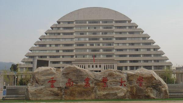 云南农业大学怎么样图片