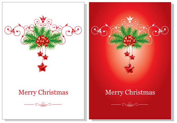 英语网整理2014年圣诞节贺卡图片示例,卡通圣诞老人图片、q版圣