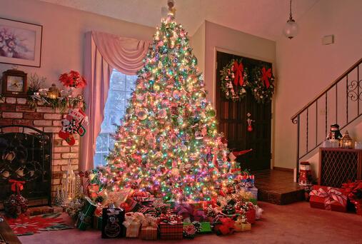 圣诞节图片:2014诞节装饰图片