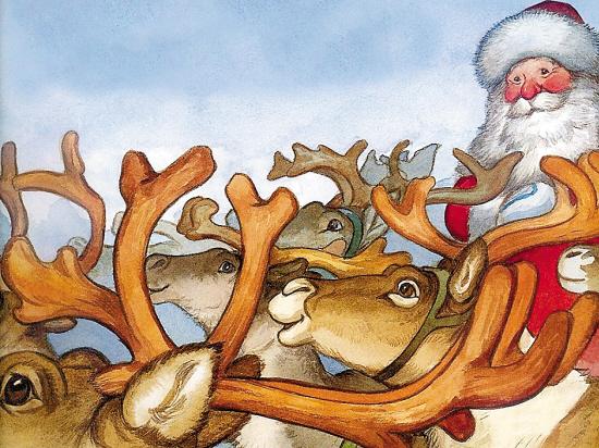 圣诞节图片 恶搞圣诞老人图片