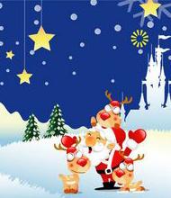 圣诞颂歌:红鼻子鹿