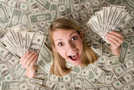 财富测试:你变成富翁的可能性