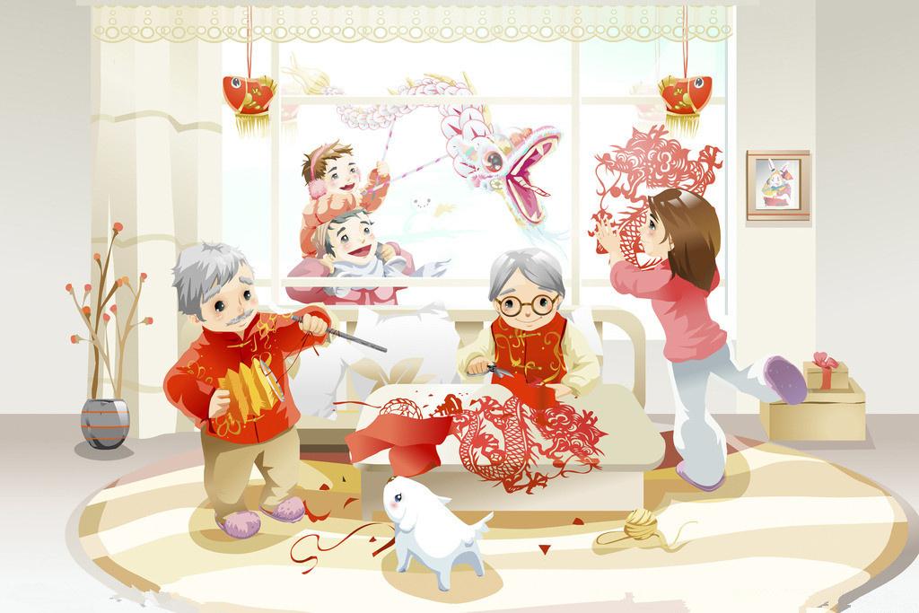 (原创)年景温情: - liangshange - 一线天