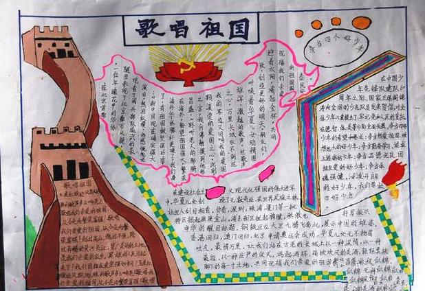 国庆节手抄报资料:国庆相关对联