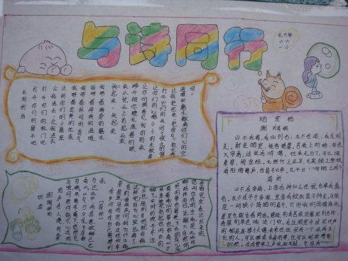 唐诗 宋词 手抄报 唐诗 宋词 手抄报图片 唐诗宋