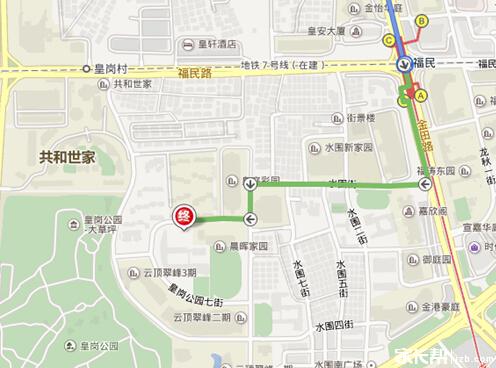 2015深圳走美杯各考点详情及交通攻略