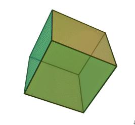 找身边的正方体物体观察后也能得出结