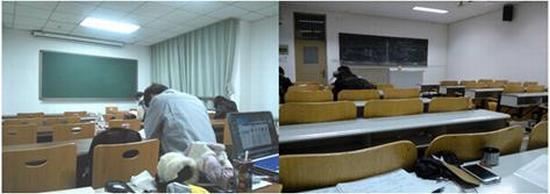 中国地质大学的的学习生活