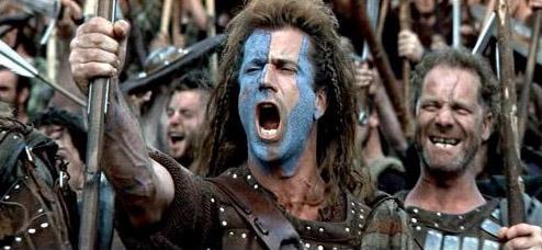 英语电影排行榜:勇敢的心 braveheart