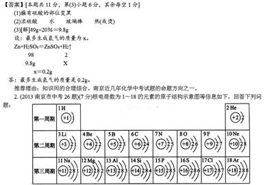 原子或阴阳离子),原子的结构与结构示意图