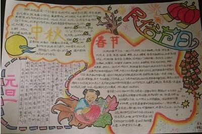 欢度春节英语手抄报,欢度国庆手抄报内容,欢度国庆手抄报内容图片