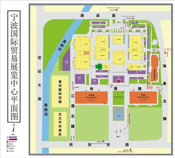 南宁会展中心设计图展示