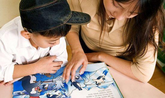 22条家庭氛围,培养一个爱阅读的孩子!