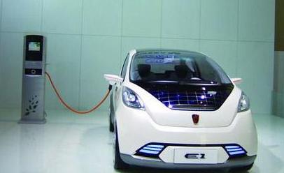 新能源充电桩标准将统一高清图片