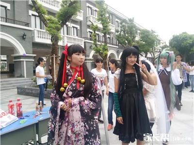 2015年苏州市一中校园嘉年华活动
