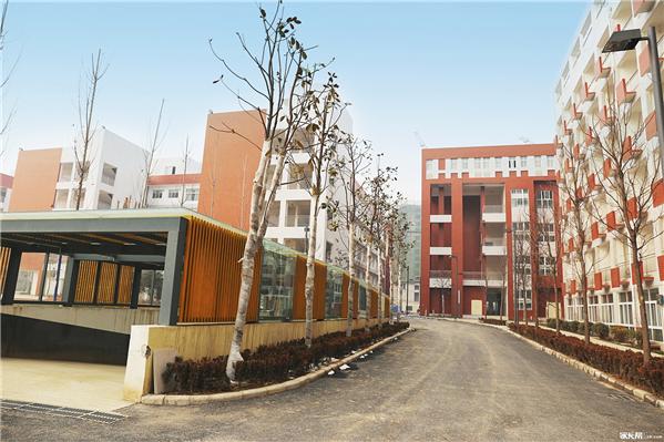小升初择校 郑州实验外国语中学学校图集图片
