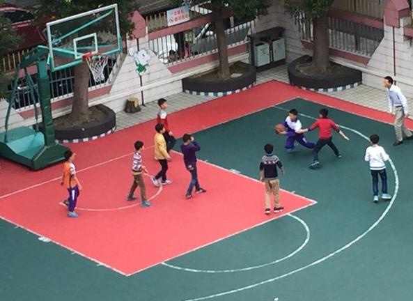 【我的小学】广州从化区河滨攻略小学小学的成语故事有趣学校图片