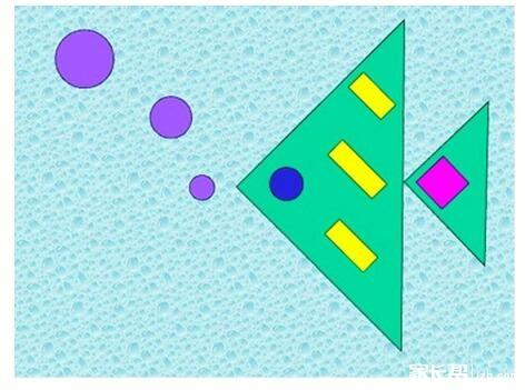 中班数学活动 图形找朋友 教学反思