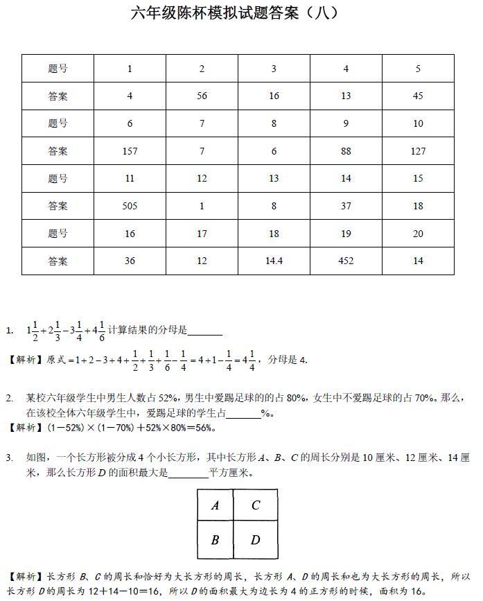 2017陈省身杯