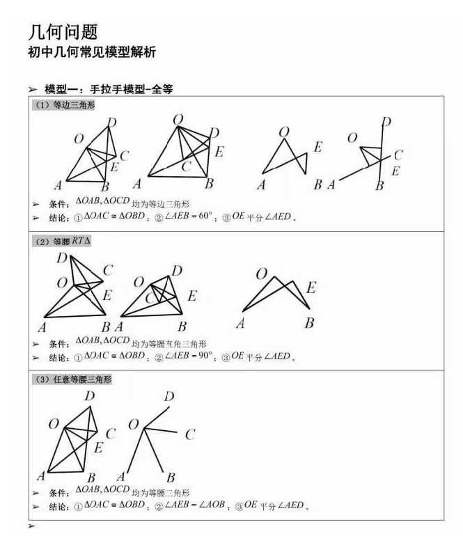 杭州数学模型卫校初中数学_读完大全_杭州中没初中吗几何能中考读图片
