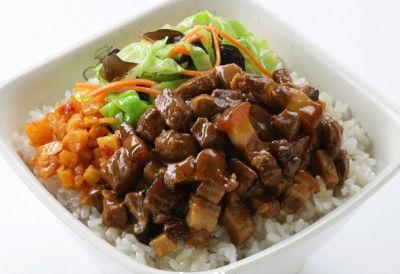 2017年中考食谱大全 卤肉盖浇饭