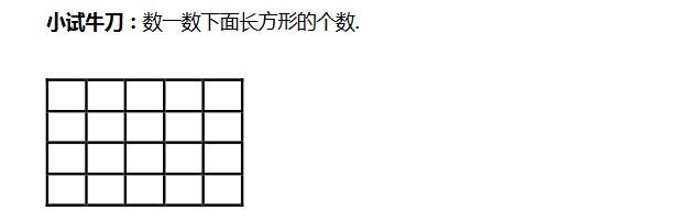 六年级奇妙的方格表例题及解析:长方形的个数