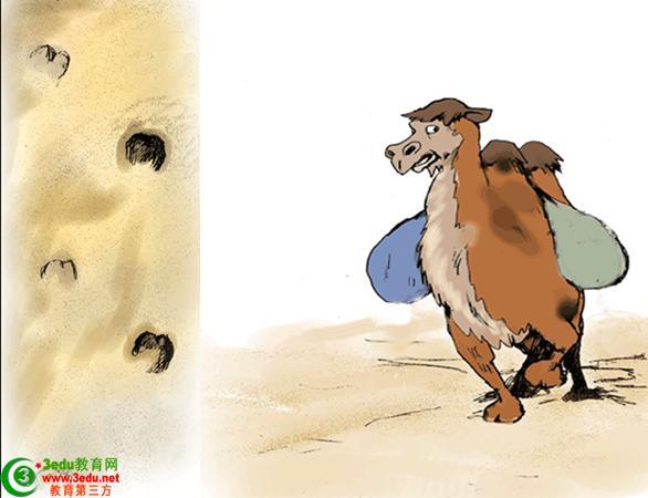 《找骆驼》ppt1