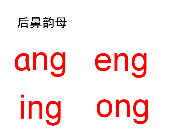 鄂教版一年级上册语文课件拼音《ang eng ing ong》2