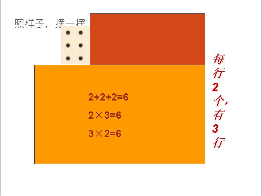 北师大版二年级上册数学课件《有多少点子》(2)