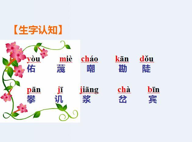 语文S版六年级上册语文课件《詹天佑》(3)选修五油脂优秀教案人教版图片