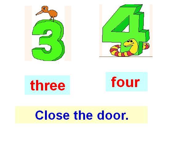 广州版上册一小学教学英语课件:《Unit3Coun儿童乐园年级反思图片