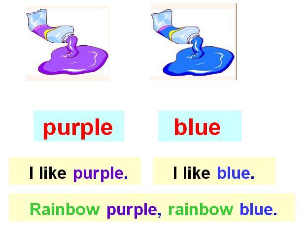 广州版国家一上册年级英语课件:《Unit4Ilike小学教学设计图片