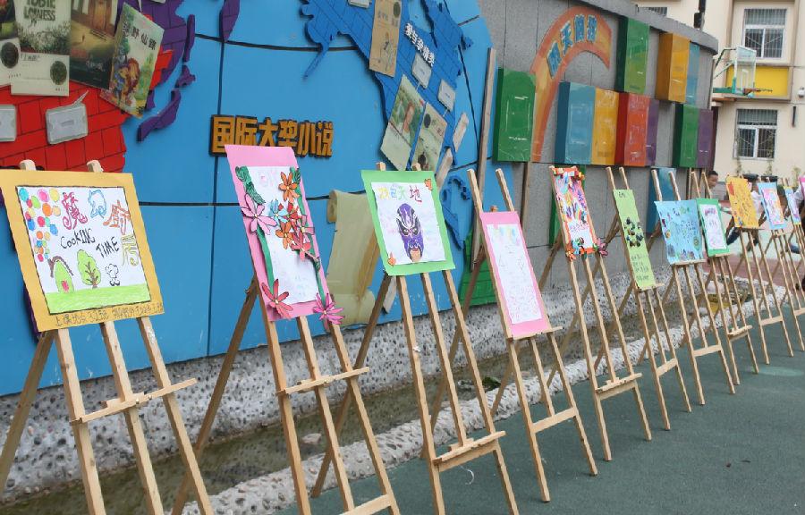 郑州市惠济区东风路信息小学小学v信息(3)学校大浪恒博图片