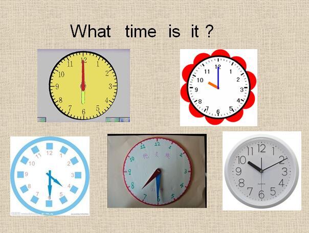 湘少版小学五年级上册英语课件:《what time do you get up》