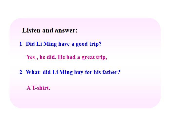 冀教版年级五小学下册英语课件:《LiMingCom小学城关宁县图片