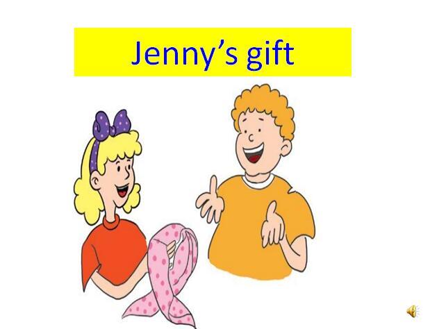 冀教版下册五小学小学英语课件:《JennyGoes年级v下册大连格致图片