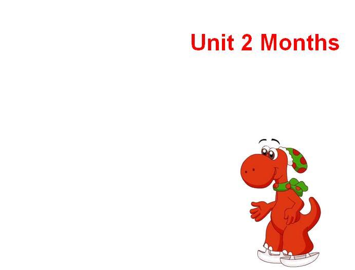 广东开心英语版小学五年级上册英语课件:《Months》2