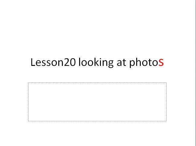 冀教版小学六年级下册英语课件:《looking at photos》