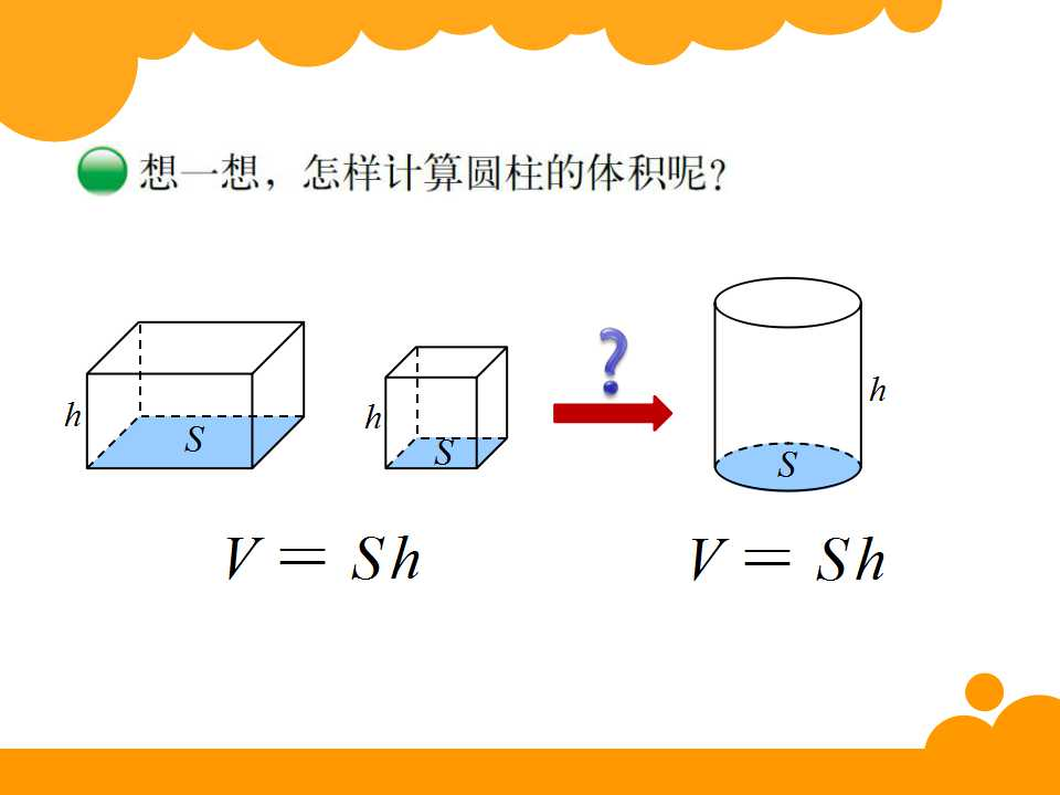 北师大版六年级下册数学课件《圆柱的体积2》(3)