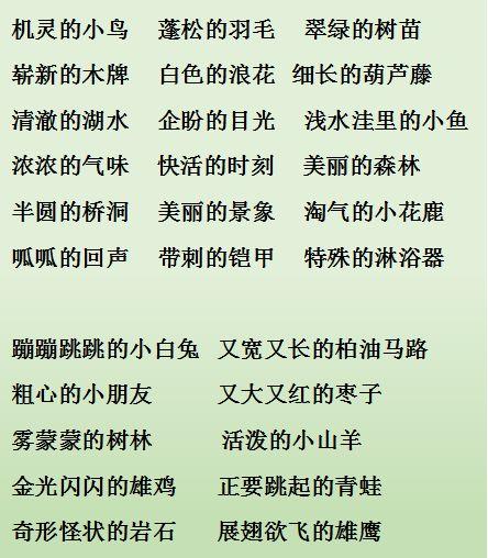 2019年语文小学基础知识讲解--第2期:的、地南宁小学罗文图片