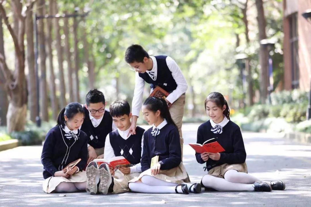 2019年绿城育华登记学校初中部写法预亲亲系记叙文初中新生图片