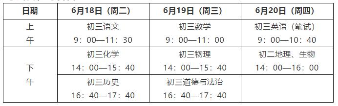 2019年江苏镇江中考明日开考 语
