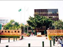 澳门理工学院校园风景