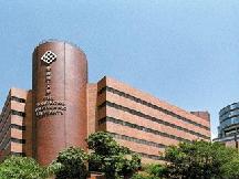 香港理工大学校园风景