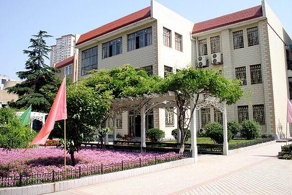 北京体彩网平台市第五中学