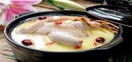 黄芪桂圆童子鸡