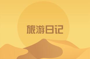 2019年小學生旅游日記精選